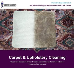 Your Free Carpet Clean could come up like this one!