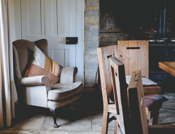 armchair cleaning in Essex