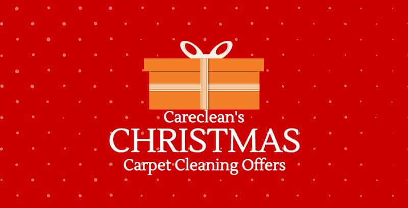 christmas carpet cleaning offers
